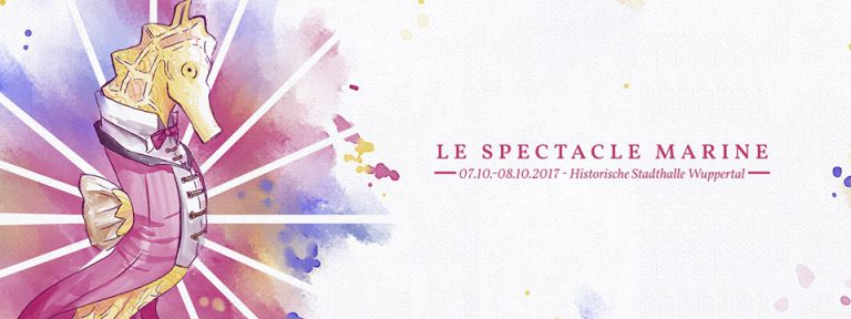 Le Spectacle Marine Event Banner
