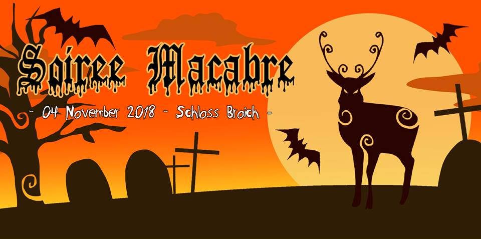 Soiree Macabre Event Banner