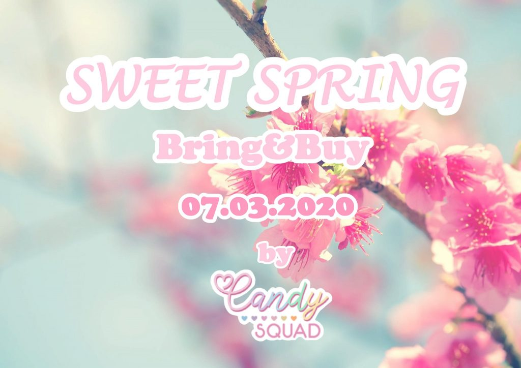 Sweet Spring Bring & Buy Candy Squad